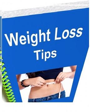 Zsírégetés: Tévhitek, tippek és trükkök, Fogyás meghatározására vonatkozó tippeket