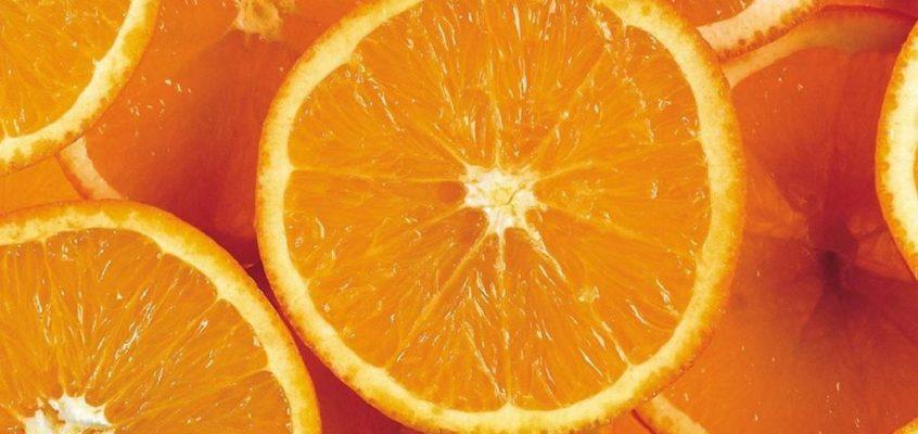 A narancs jótékony hatása a fürdőszobában