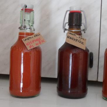 A kapszaicin jótékony hatása, avagy éljen a chili