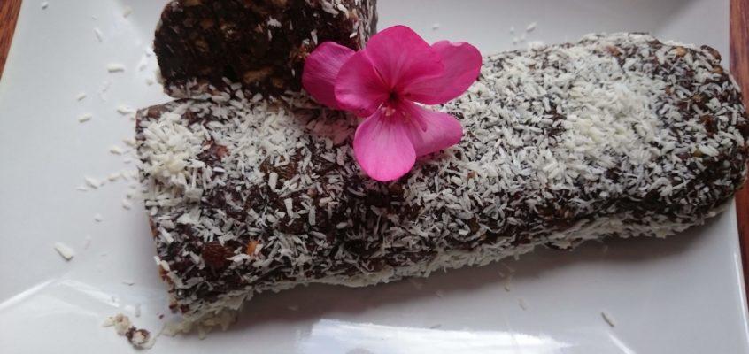 Zabpehely tekercs (laktóz- és gluténmentes finomság)