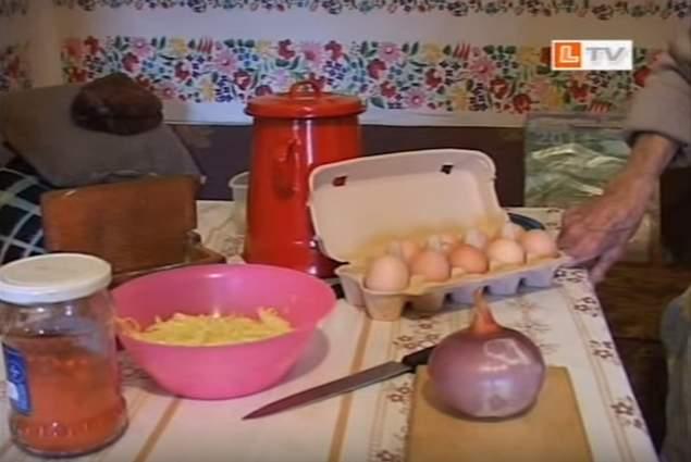 Régi, hagyományos hagymaleves Mariska néni konyhájából