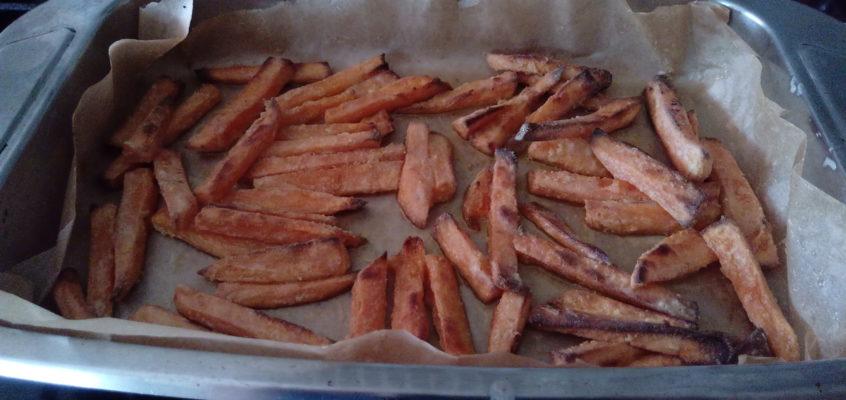 A sült édes krumpli (batáta) titka